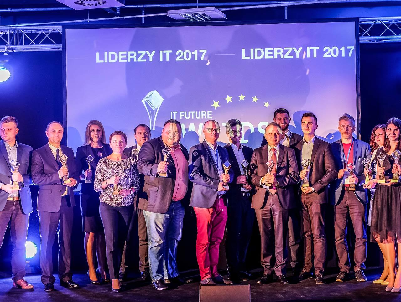 Konkurs Liderzy IT 2019