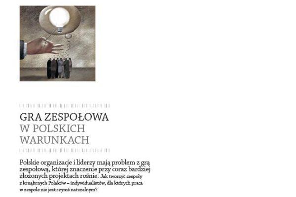 Gra zespołowa w polskich warunkach