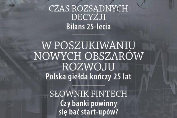 25 lat polskiej giełdy