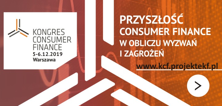 Kongres Consumer Finance – 5-6 grudnia 2019