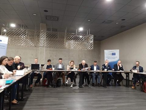"""Debata """"Europa i Świat w latach 2020 – 2030"""""""