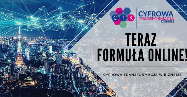 Konferencja ONLINE – Cyfrowa Transformacja w Biznesie
