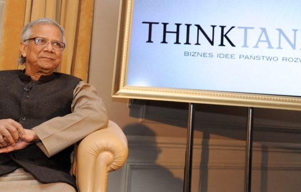 Otwarty wykład prof. Muhammada Yunusa: Świat po pandemii