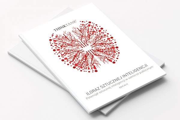 ILORAZ SZTUCZNEJ INTELIGENCJI. Potencjał sztucznej inteligencji w sektorze publicznym. Edycja III