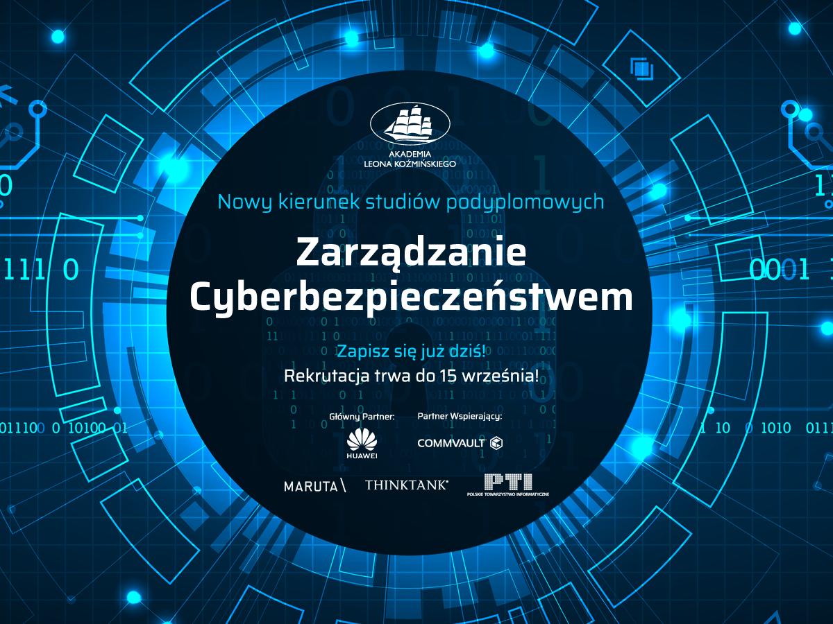 Studia podyplomowe Zarządzanie Cyberbezpieczeństwem