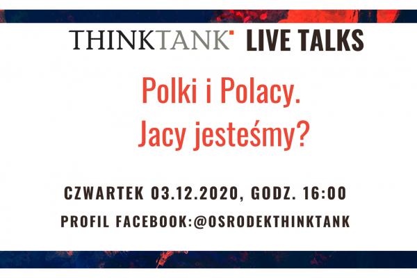 Polki i Polacy. Jacy jesteśmy?