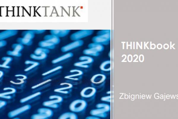 THINKBOOK 2020: Jak sztuczna inteligencja zmieni nasze życie za 5 lat