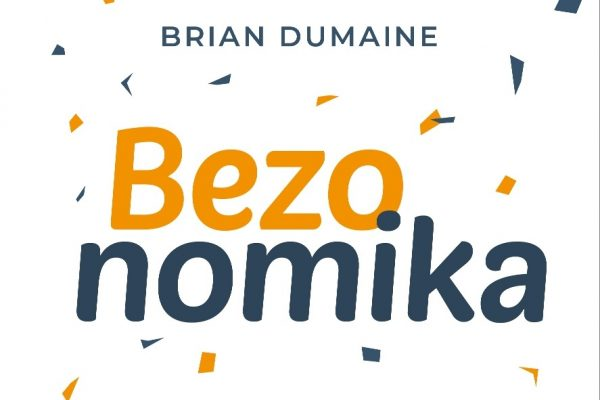 """Fragment książki """"Bezonomika. Jak Amazon zmienia nasze życie i czego uczą się od niego najlepsze firmy na świecie"""""""