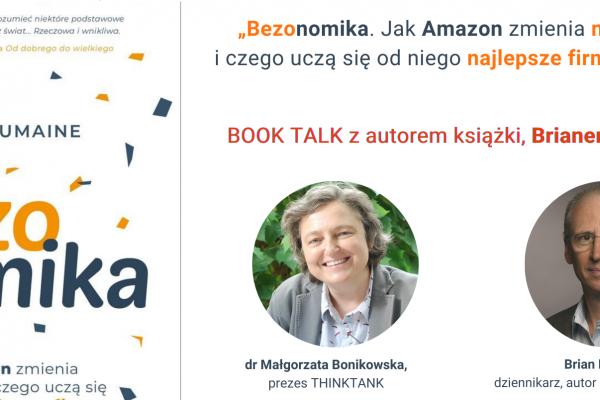 BOOK TALK: Jak Amazon zmienia nasze życie i czego uczą się od niego najlepsze firmy na świecie