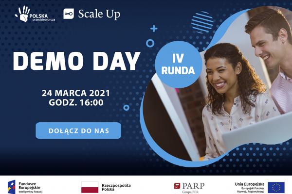 Scale Up by Polska Przedsiębiorcza – Demo Day runda IV