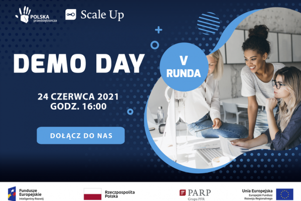 Scale Up by Polska Przedsiębiorcza – Demo Day runda V