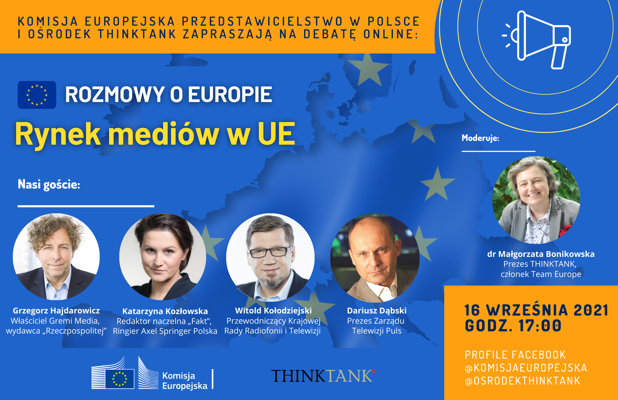 ROZMOWY O EUROPIE: Rynek mediów w UE